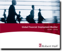 Global Financial Employment Monitor 2008